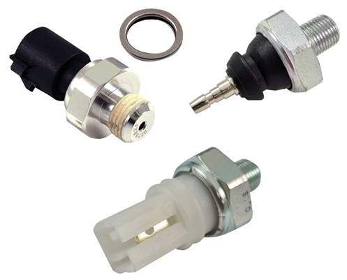 Goss Oil Pressure Switches & Sensors